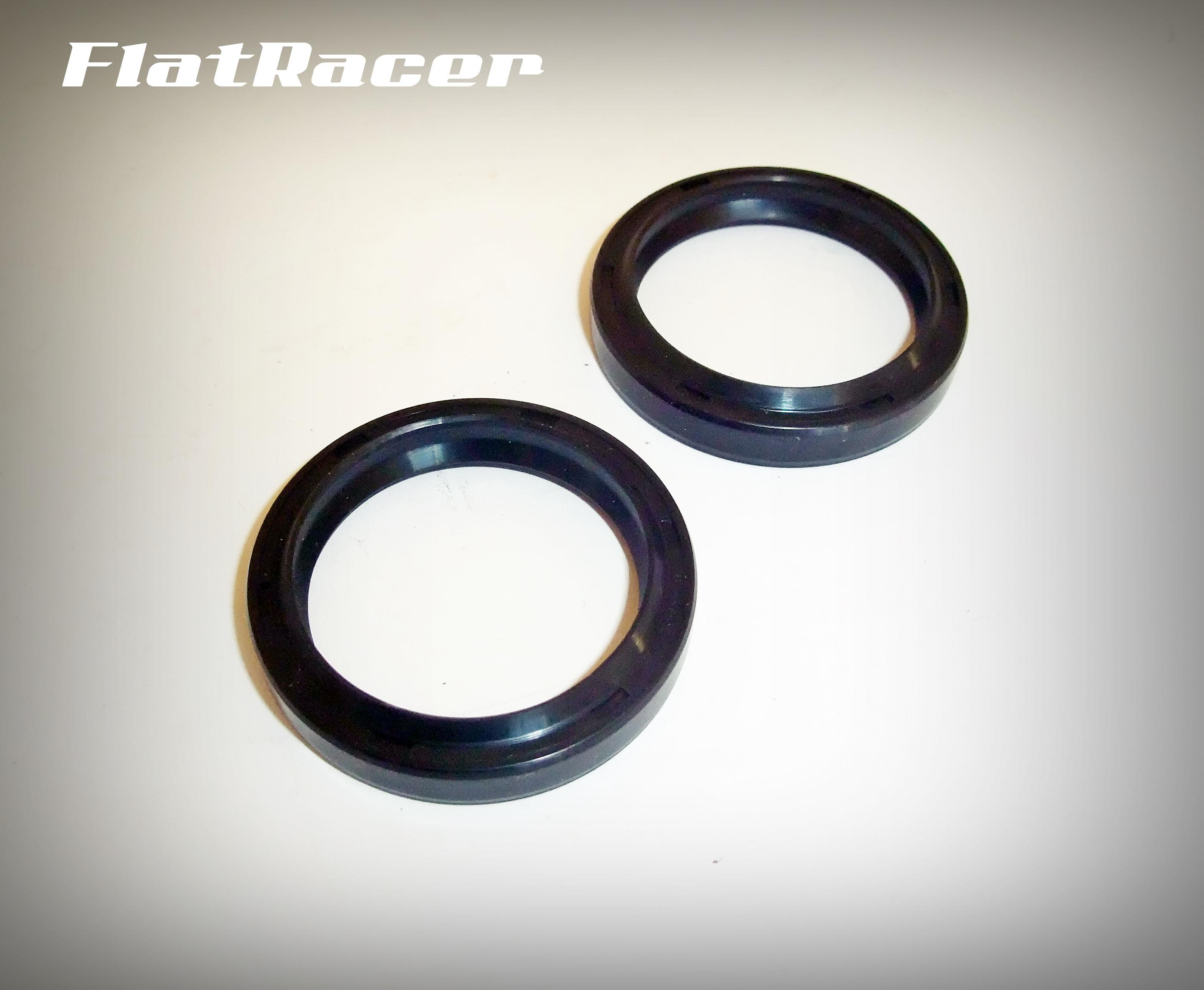 FlatRacer BMW R2v /5, /6 & /7 Series (70-84) OEM fork seals (pair)