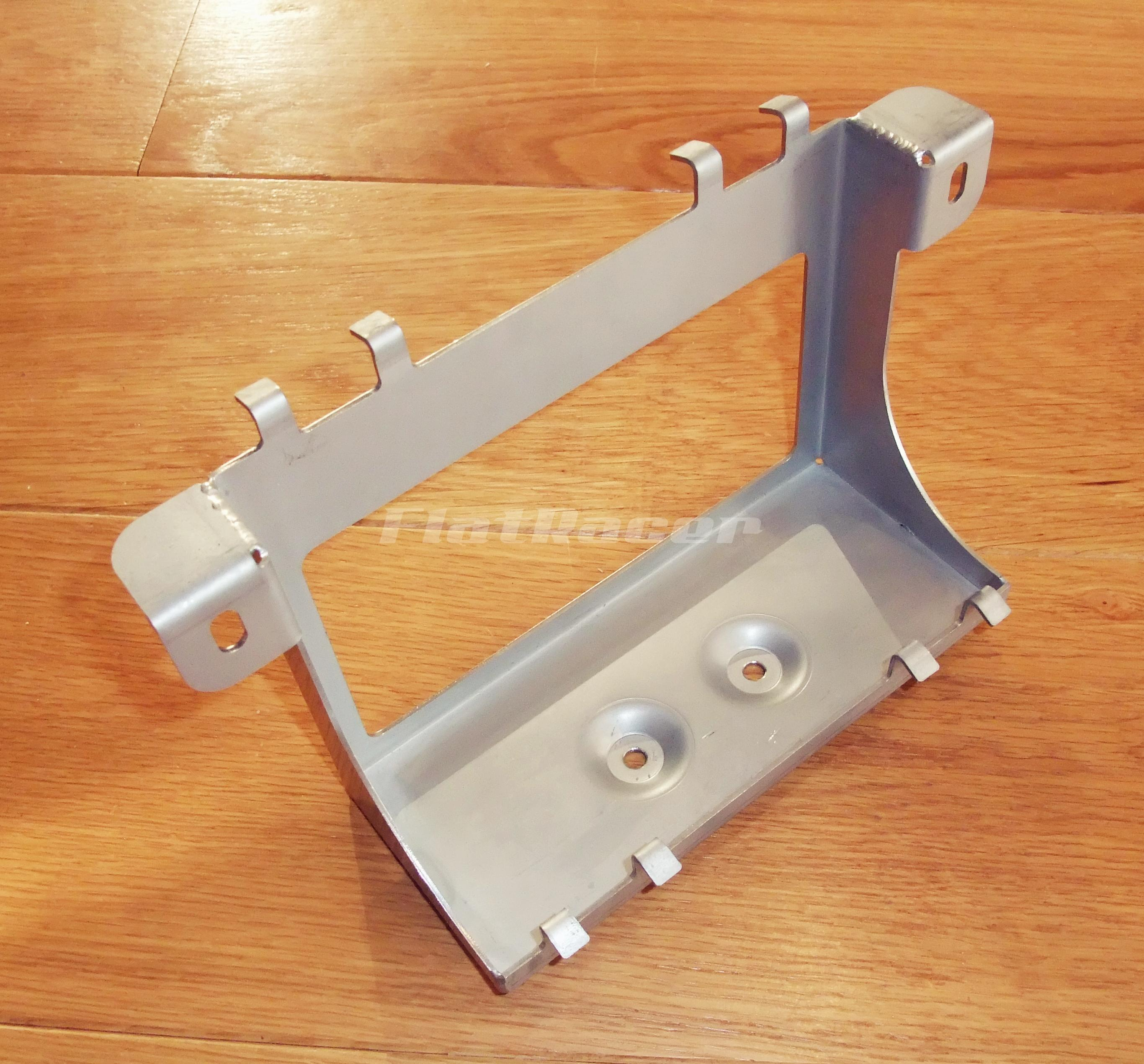 FlatRacer BMW Monolever (post 1985) stainless steel battery tray