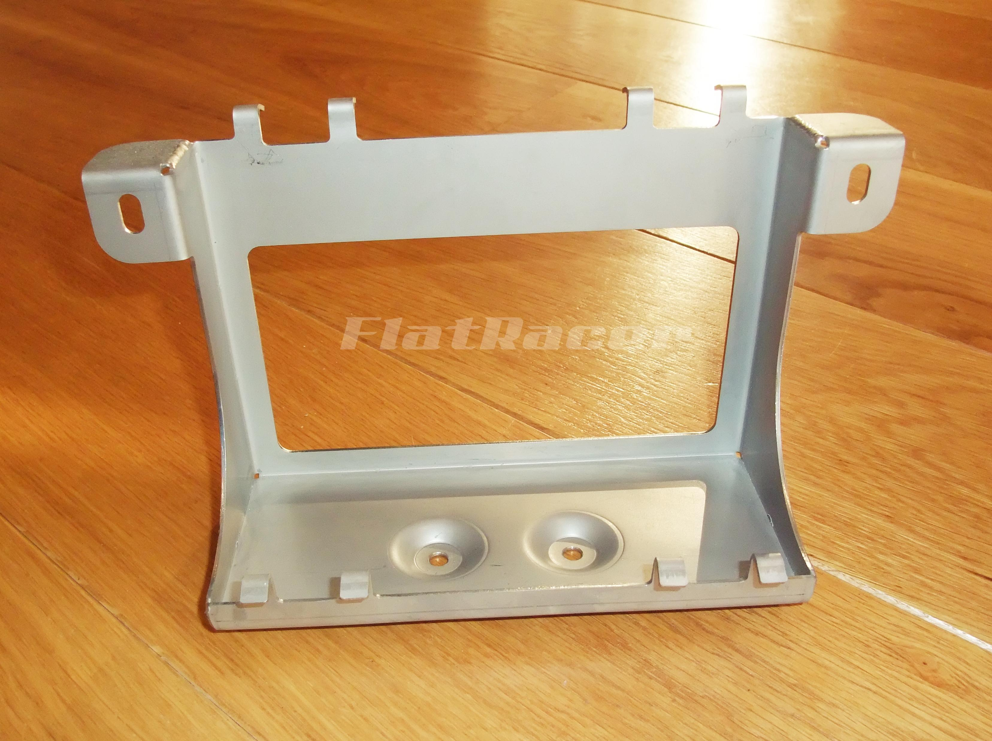 FlatRacer BMW R80 G/S, R65 GS & R80ST stainless steel battery tray