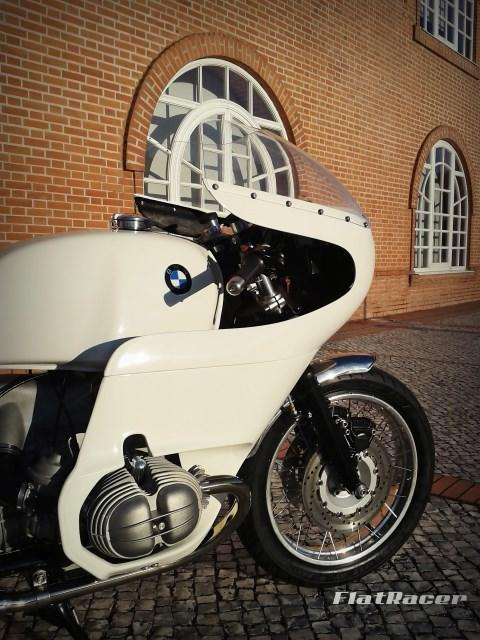 FlatRacer BMW FlowLiner full Cafe Racer fairing kit