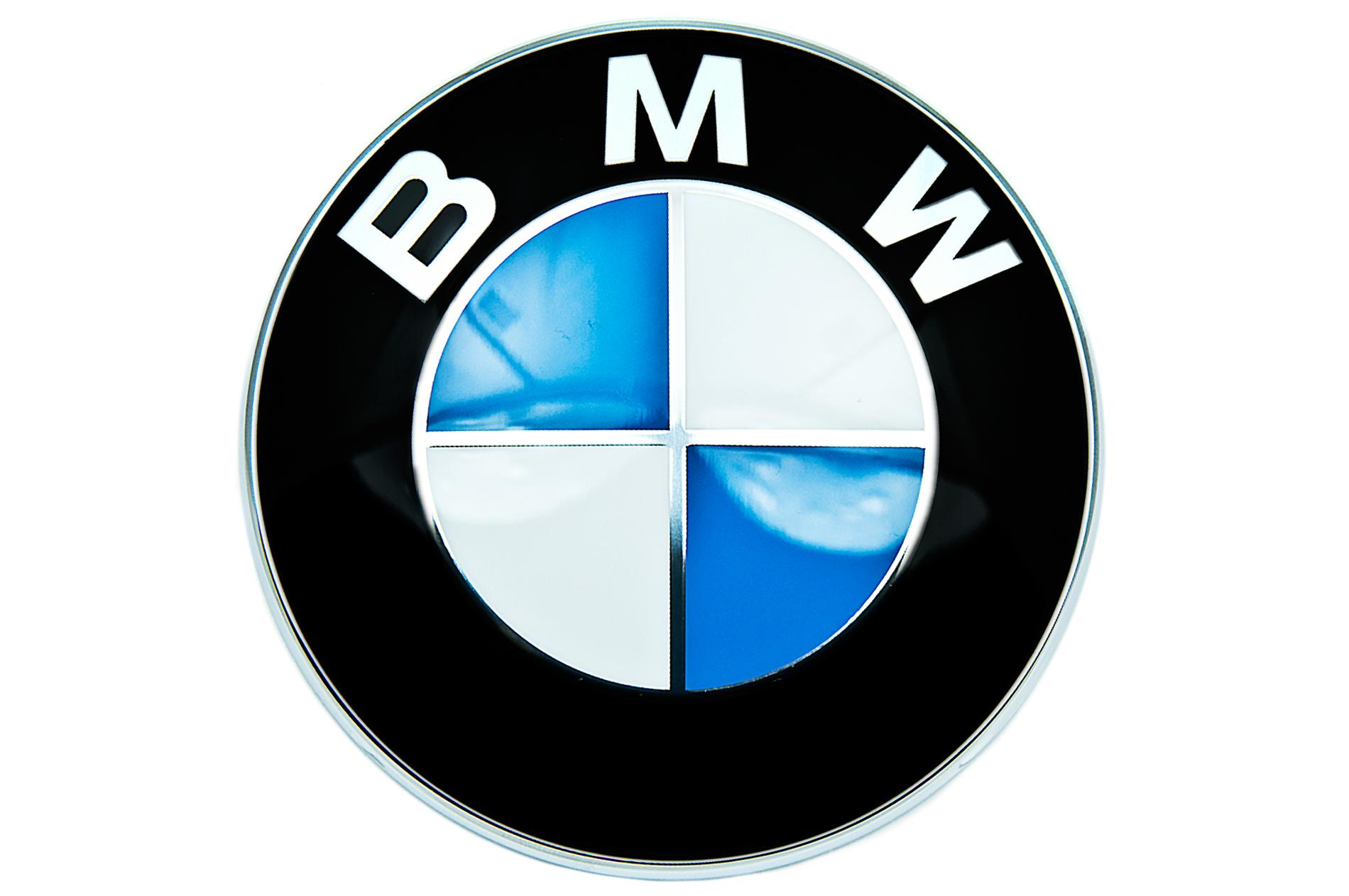BMW Badges & Stickers