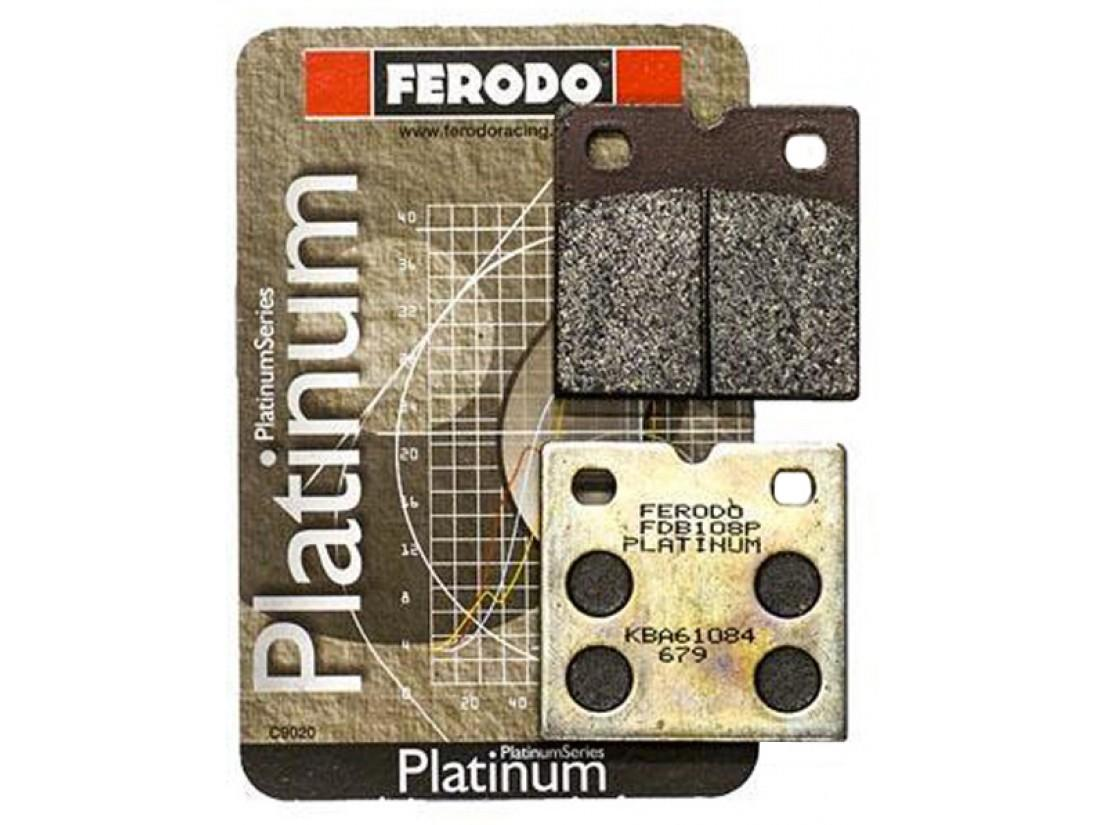Fereodo FDB108P BMW /7 Series & early Monolever (1981 - Aug 88) Ferodo front brake pads