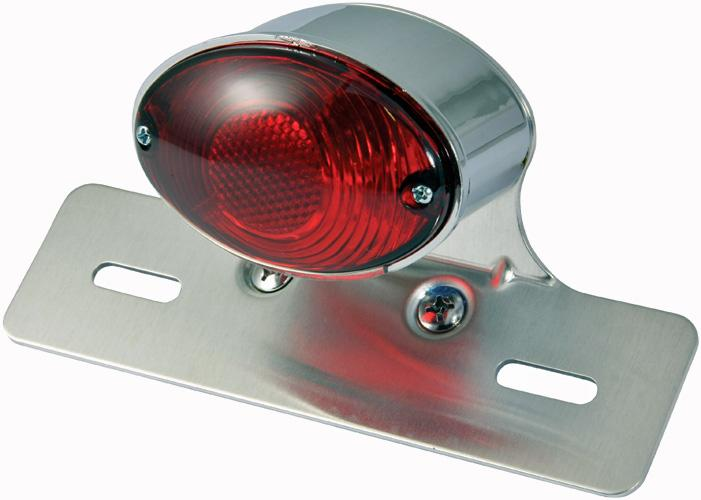 Cat Eye Cafe Racer tail light