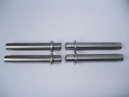 BMW Airhead Boxer stainless steel pushrod tubes (4)