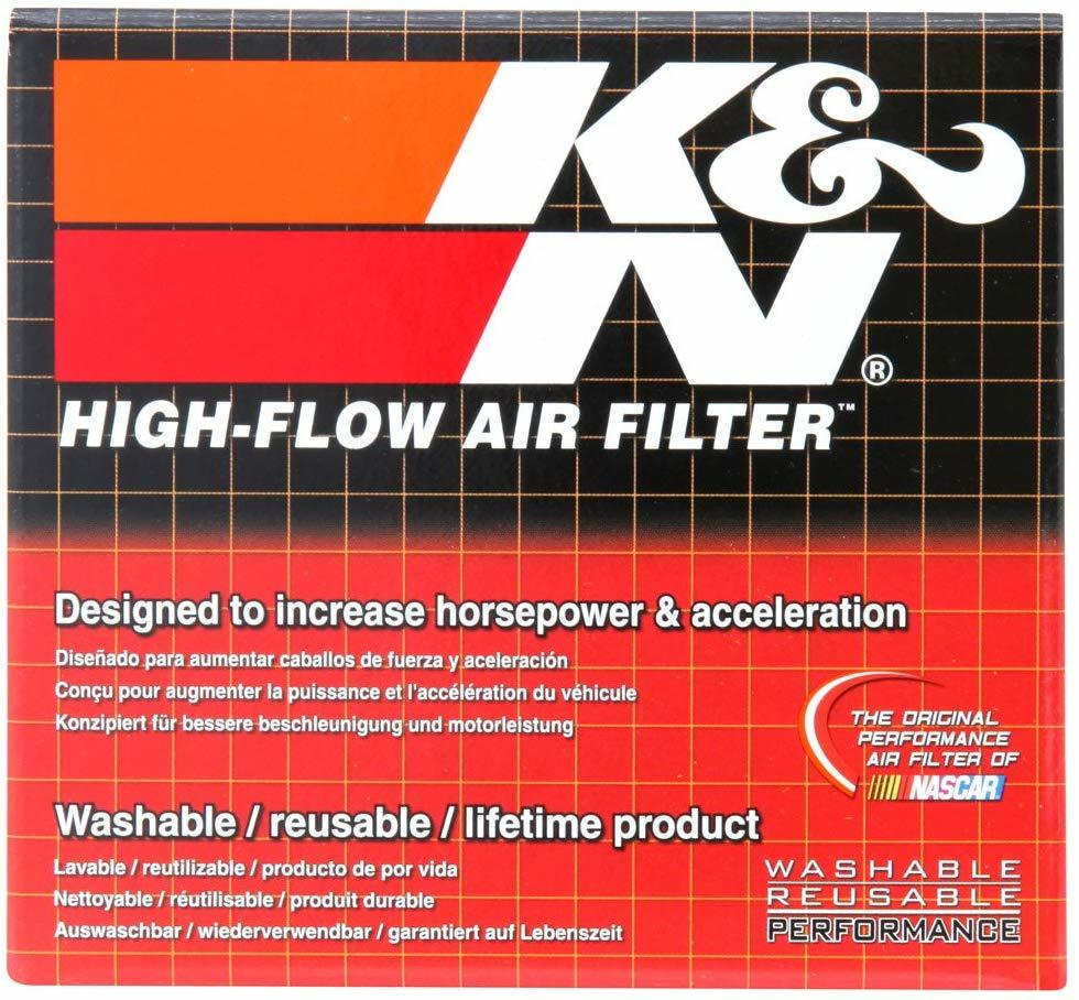 K&N replacement air filter - BMW Airhead Boxer 1981-1996