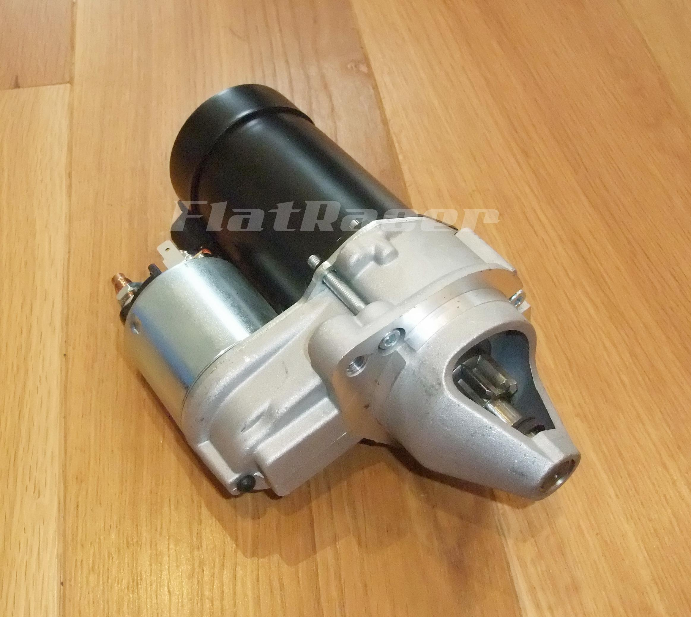 BMW Airhead Boxer post 09/74 9 teeth starter motor