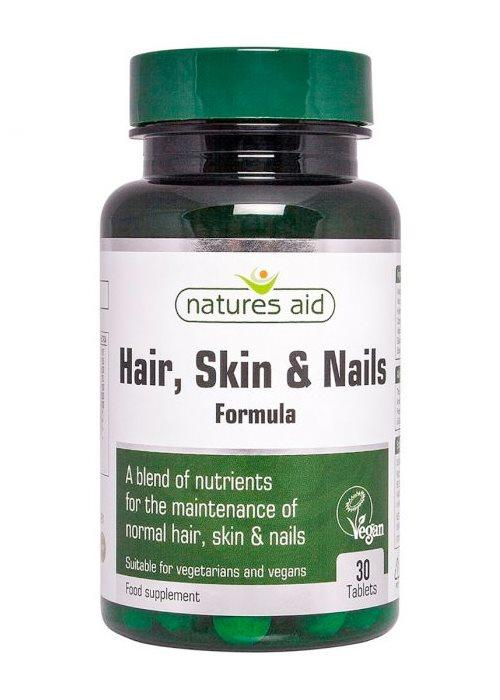 Hair Skin and Nails Nutrients