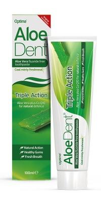 Toothpaste, Triple Action Tooth Paste, Aloe Dent Toothpaste, Aloe Dent Triple Action Toothpaste, Aloe Dent Original Toothpaste