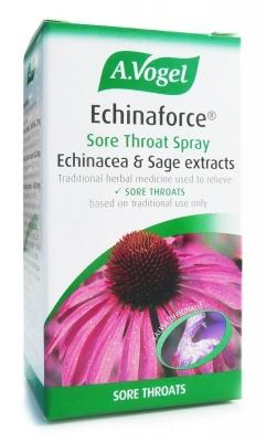 Sore Throat Spray, Echinaforce Throat Spray