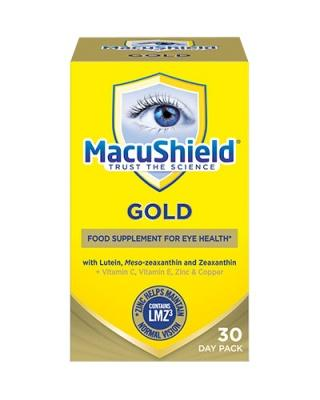 Macushield Gold 30 Day Pack, Macushield Gold Eye Care