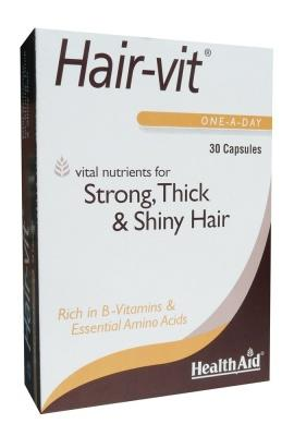 Strong healthy hair, Hair-Vit, Thick and Shiny Hair