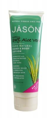 Aloe Vera, Hand and Body Lotion