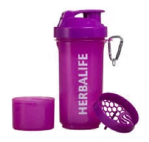 Herbalife Neon Shaker Purple
