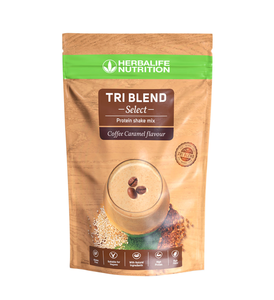 Tri Blend Select - Protein shake mix Coffee caramel