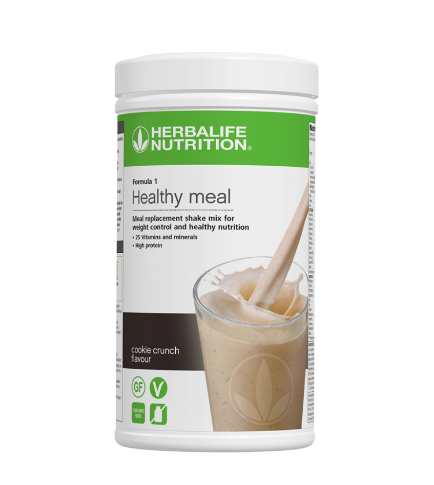 Formula 1 Nutritional Shake Mix Cookie Crunch