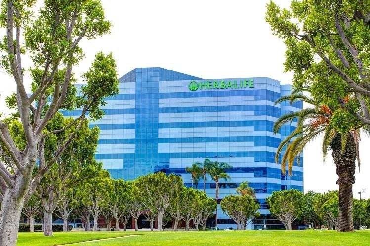 Official Herbalife Office Los Angeles