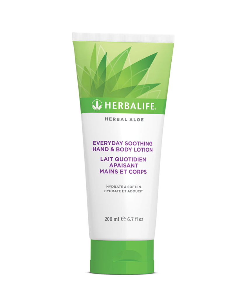 Herbalife Aloe Hand Body Lotion