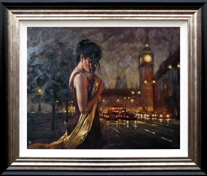London Nights by Mark Spain - Limited Edition art print MSE023