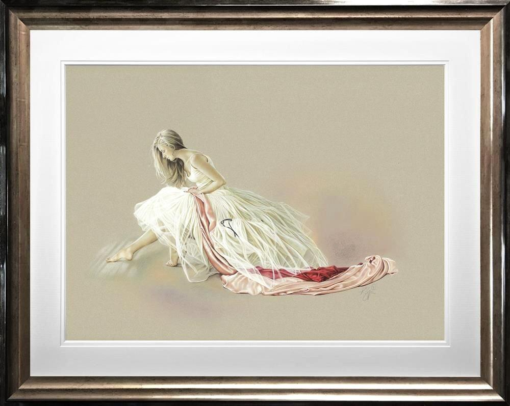 Silk and Satin by Kay Boyce - Limited Edition art print KBE002