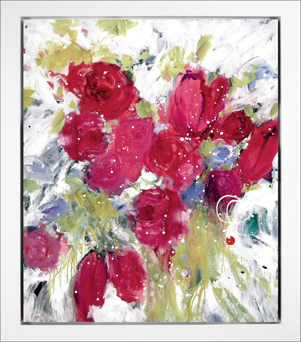 Unbound Heart by Danielle O'Connor Akiyama - canvas art print ZAKY079