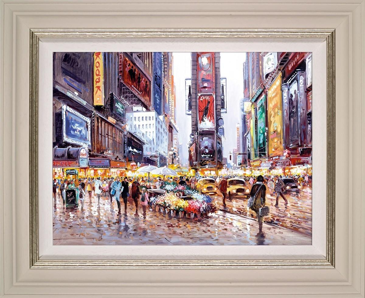 Heart of Manhattan by Henderson Cisz - canvas art print ZCIS203
