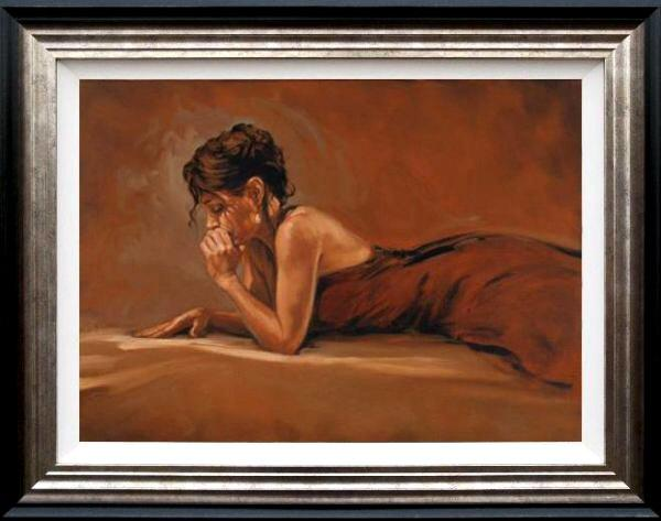 Thinking of You II by Mark Spain - Limited Edition art print MSE021