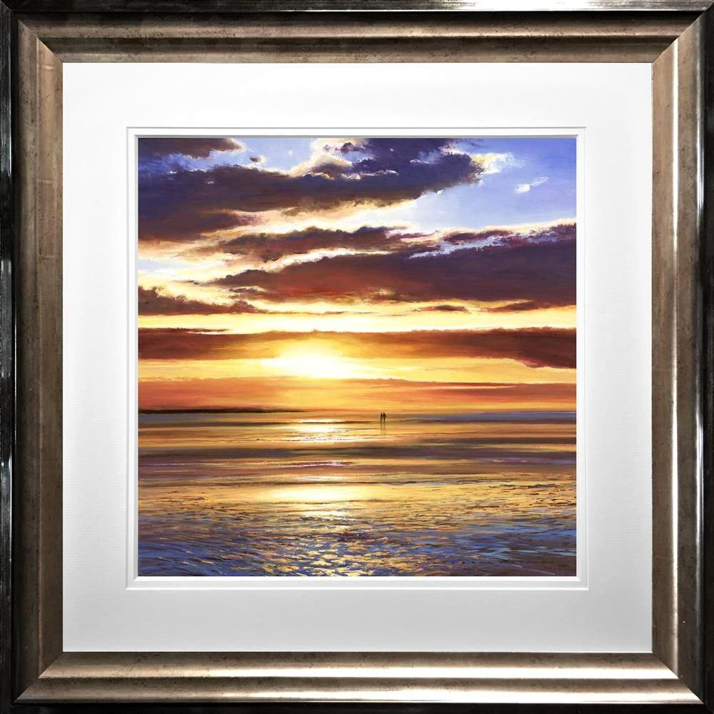 Into the Sunset by Duncan Palmar - Limited Edition art print DPE005
