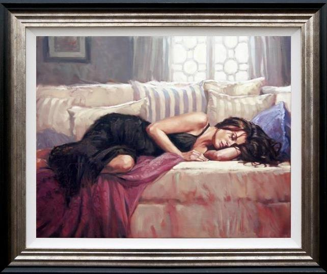 Quiet Thoughts by Mark Spain - Limited Edition art print MSE010
