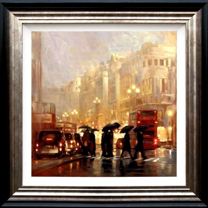 West End by Mark Spain - Limited Edition art print MSE008