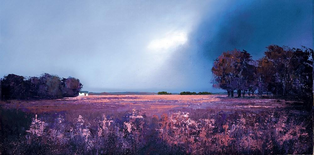 Shades of Dusk by Barry Hilton - Limited Edition art print ZHLT028