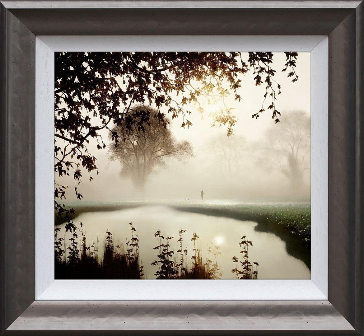 A Time for Reflection by John Waterhouse - art print ZWTR065