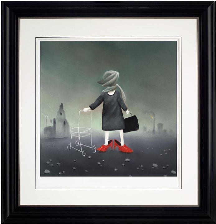 Sunday Best by Mackenzie Thorpe - Limited Edition art print LTHP002