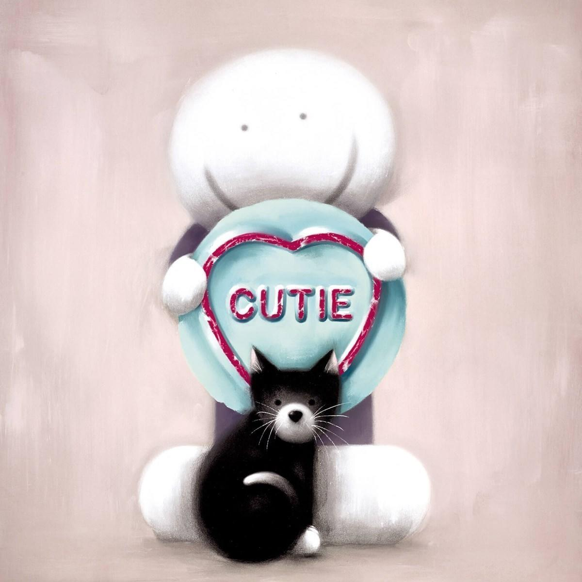 Super Cutie by Doug Hyde - Limited Edition art print ZHYD720