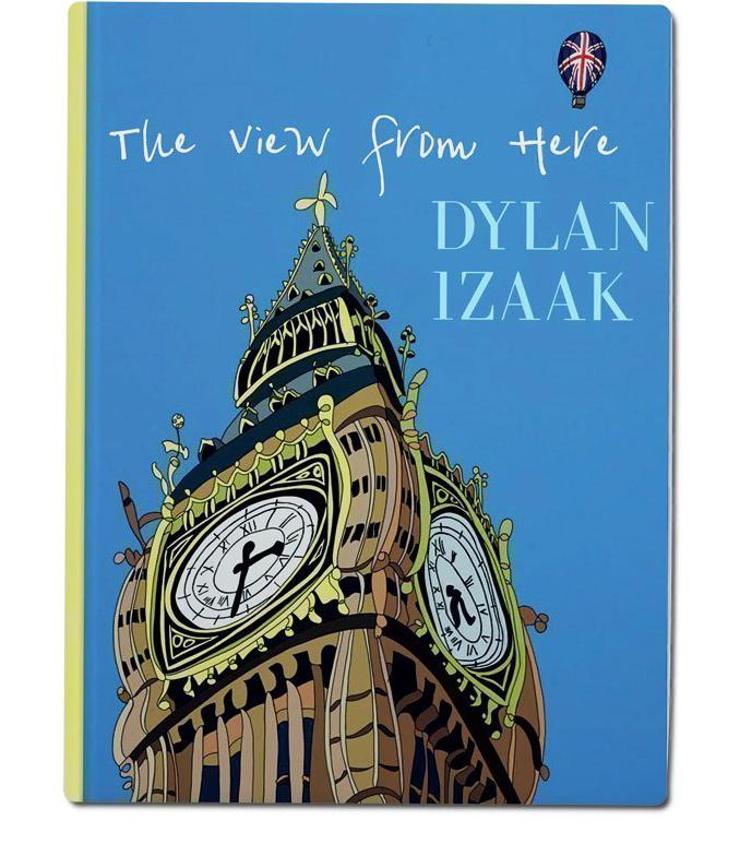 The View from Here - Art Book by Dylan Izaak - ZIZA043