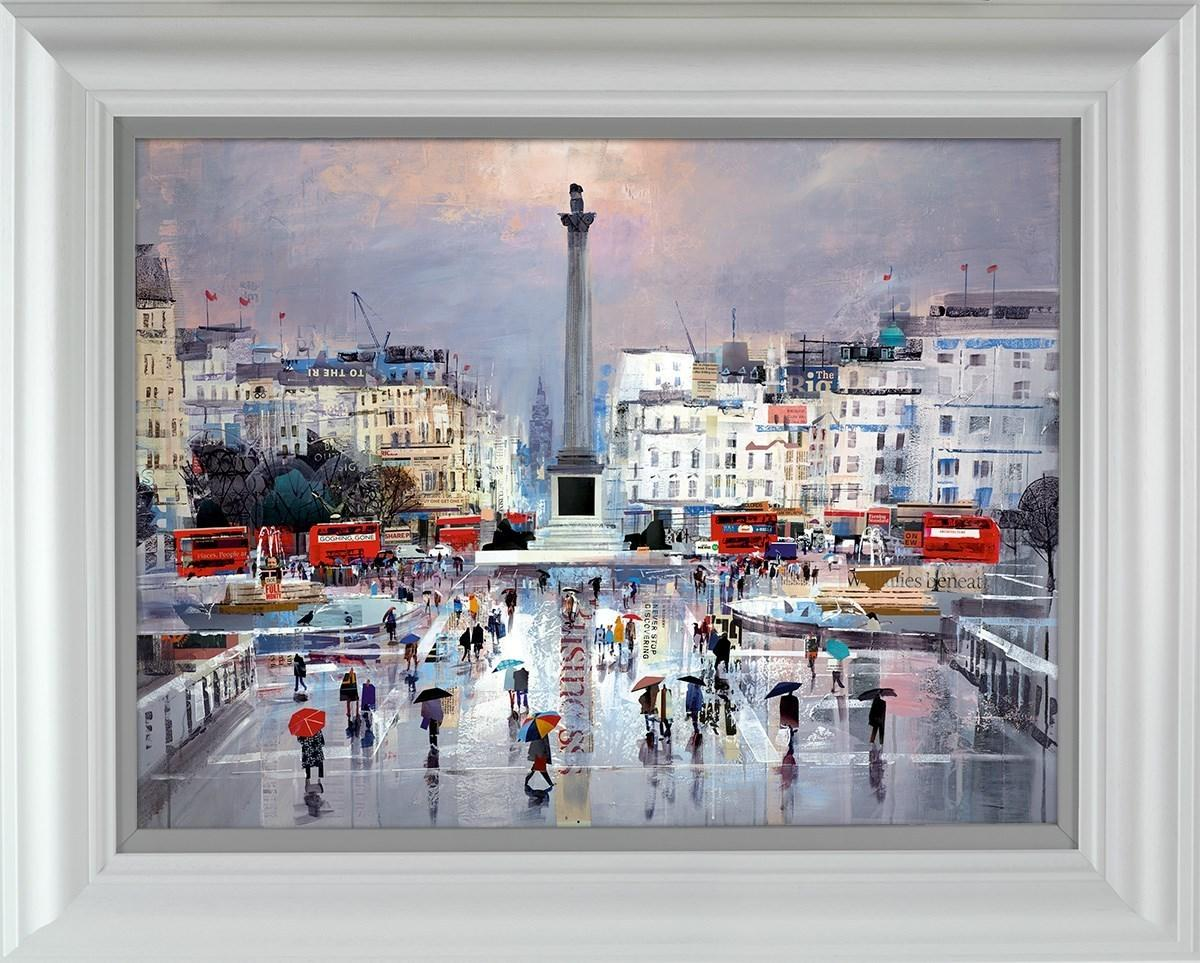 Flair and Square by Tom Butler - Limited Edition art print LBTL037