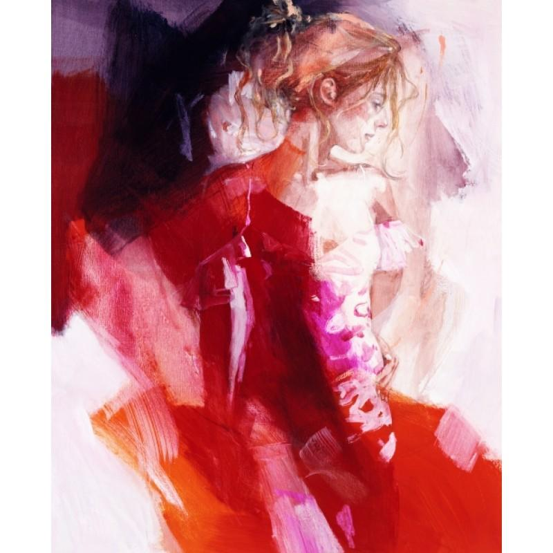 Dawn by Christine Comyn - canvas art print CCE005C