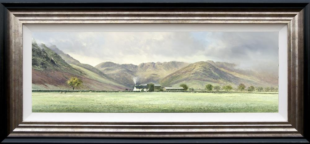 Lake District Farmhouse by Duncan Palmar - Limited Edition DPE010