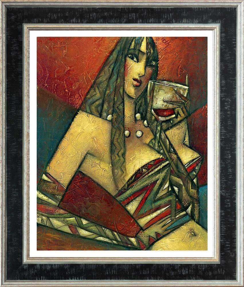 Pinot Noir (Large) by Andrei Protsouk - canvas art print APE030L