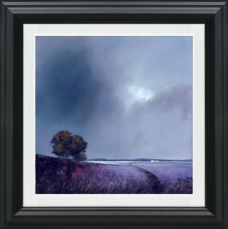 Lavender Skies by Barry Hilton - Limited Edition art print ZHLT032