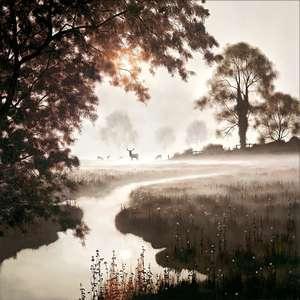 A Moment in Time by John Waterhouse - Limited Edition print ZWTR060