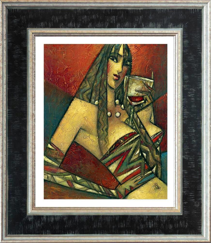 Pinot Noir (Small) by Andrei Protsouk - canvas art print APE030S