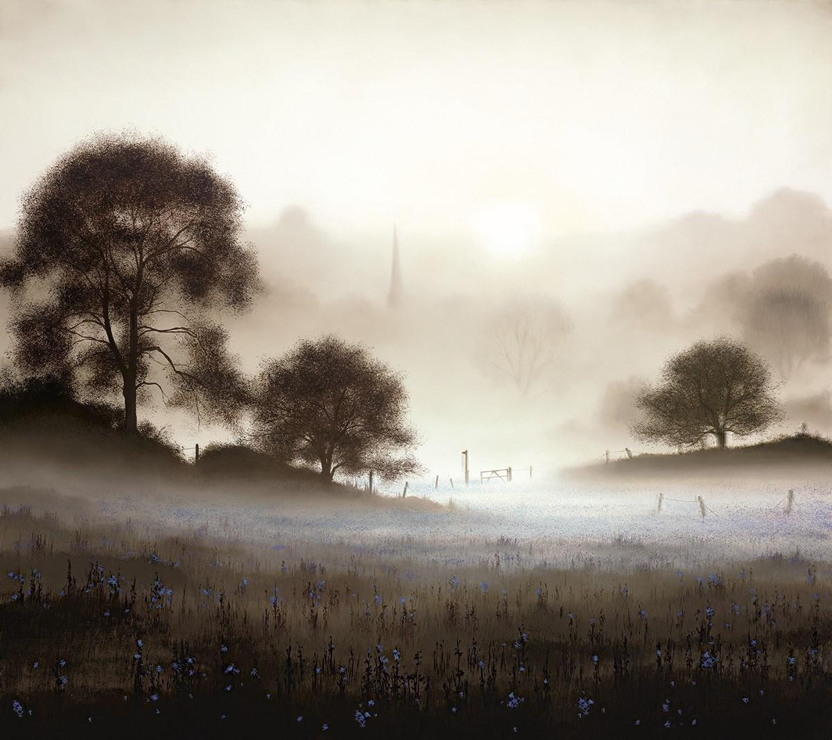 Sunday Morning by John Waterhouse - Limited Edition art print ZWTR066