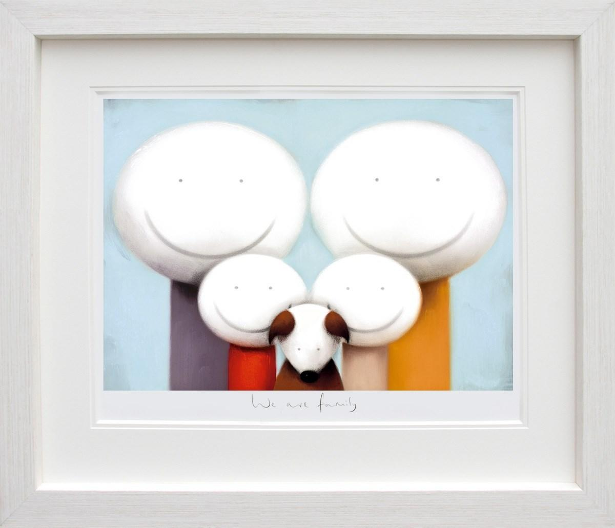 We are Family by Doug Hyde - Limited Edition art print ZHYD681