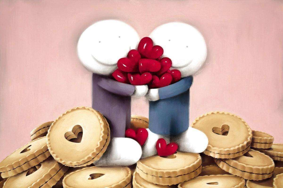 You've Stolen My Heart by Doug Hyde - Limited Edition print ZHYD700