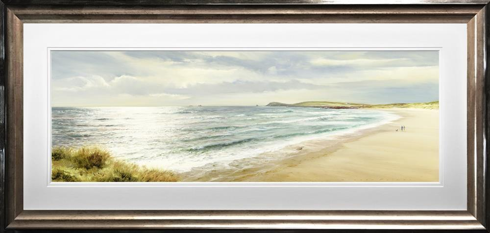 A Walk Along the Bay by Duncan Palmar - Limited Edition print DPE008