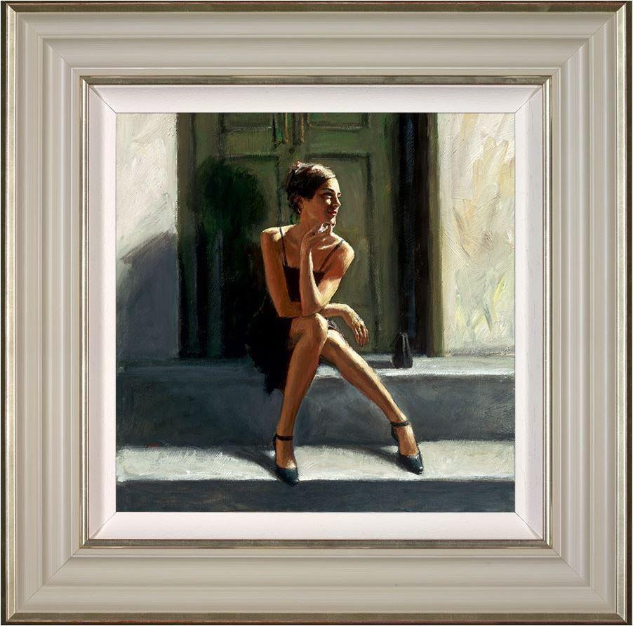 Waiting for the Romance to Come Back - Lucy by Fabian Perez LPEZ1250