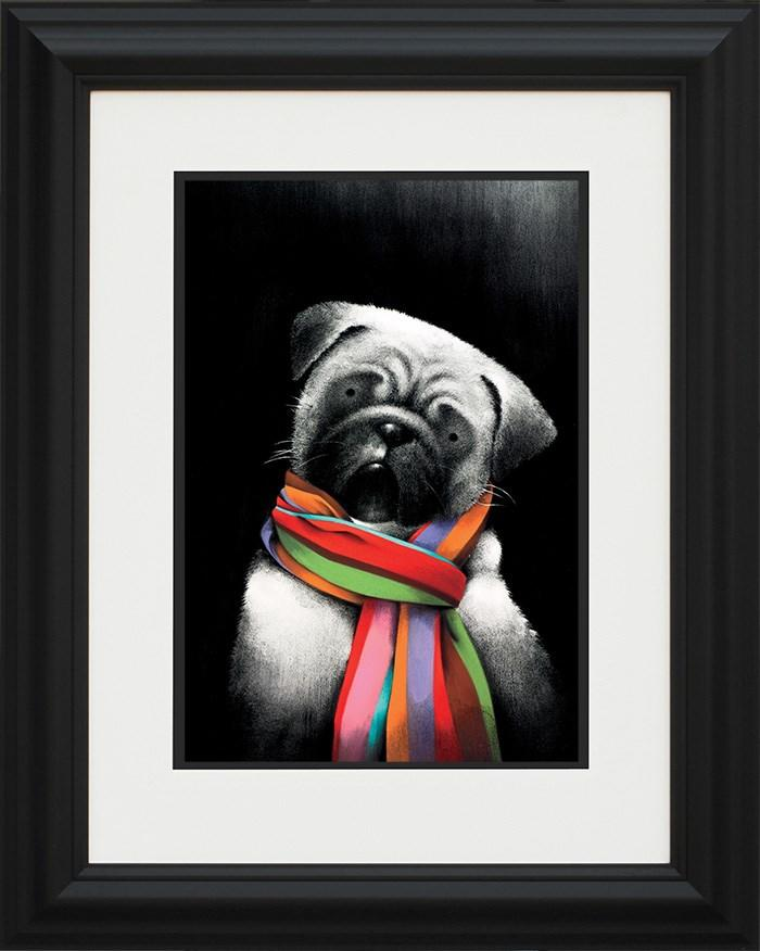 Small But Mighty by Doug Hyde - Limited Edition art print ZHYD602