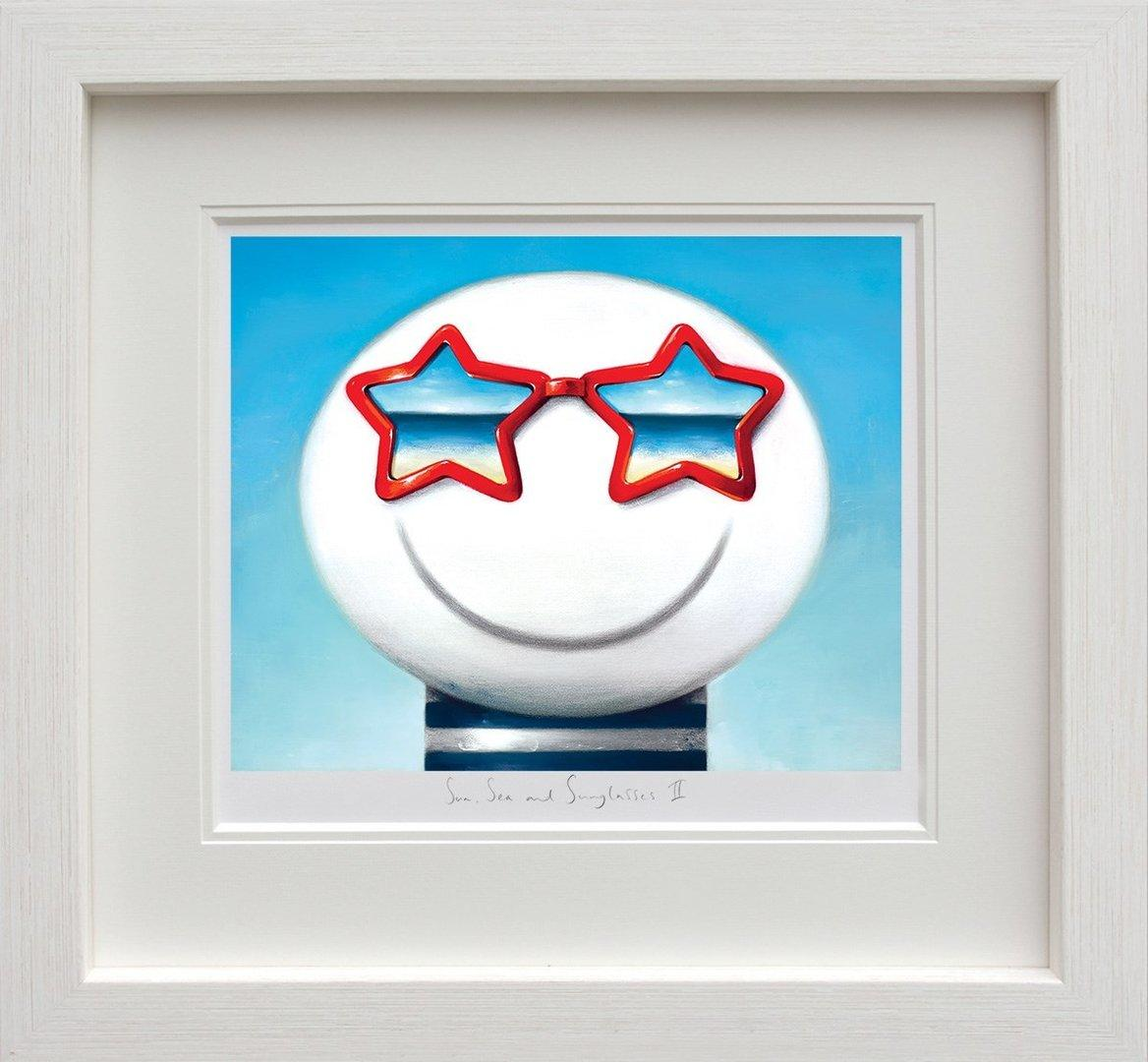 Sun, Sea and Sunglasses II by Doug Hyde - Limited Edition ZHYD674