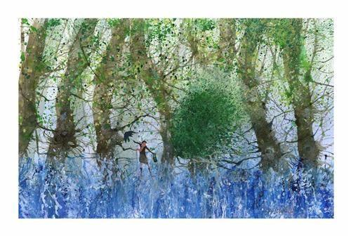 My Favourite Place by Sue Howells - Limited Edition art print SHE018