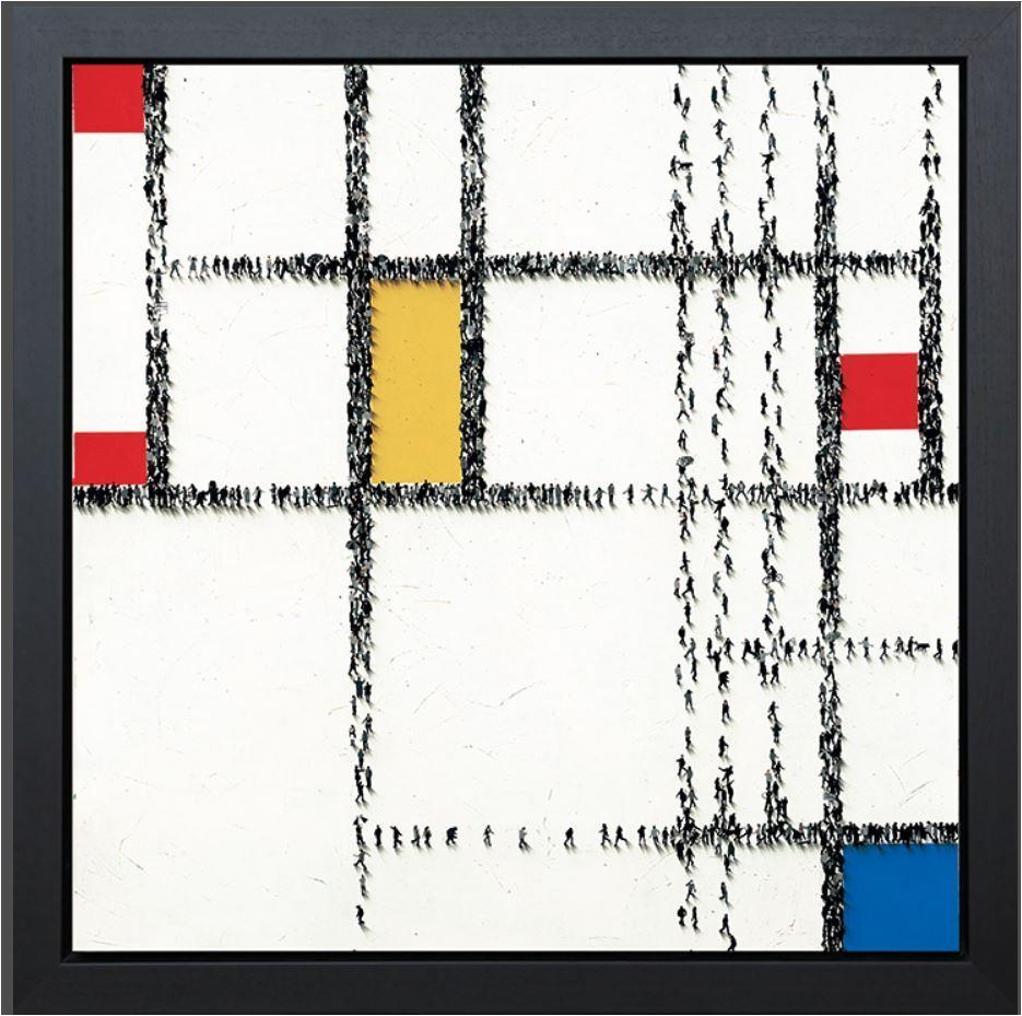 Gridlock by Craig Alan - Limited Edition art print LALN012